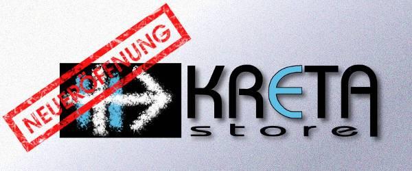 Unser Kreta-Store ist online!